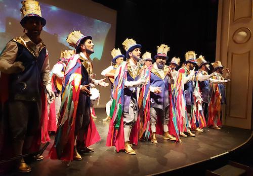 Cultura Almería Carnaval 2020