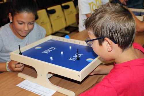Deportes Almería torneo klask
