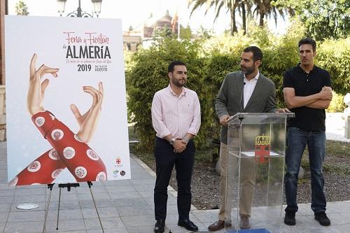 Almería concurso cartel feria