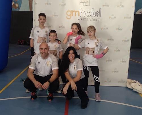 Almería deportes boxeo EDM