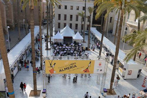 Feria libro Almería