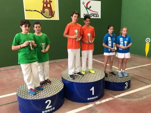 Almería deportes frontenis