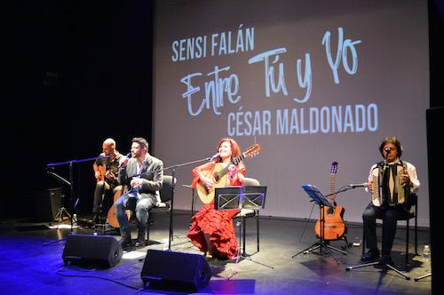 Almería cultura Sensi Falán