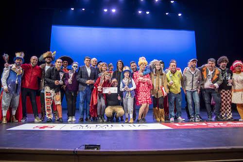 Premios carnaval Almería 2020