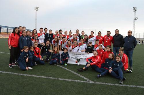 Almería fútbol femenino Cañada