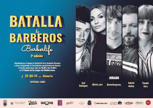 Almería Batalla de barberos