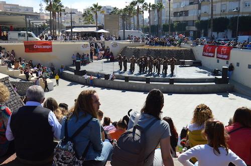 Almería Carnaval fiesta sobrasada