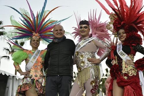 Almería carnaval 2020