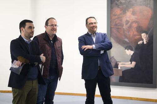 Almería exposición pintura Ibáñez