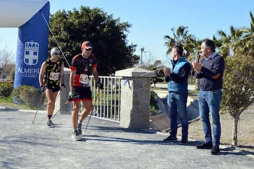 Almería deportes Marcha nórdica