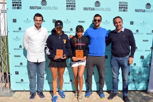 Almería tenis Mutua Madrid