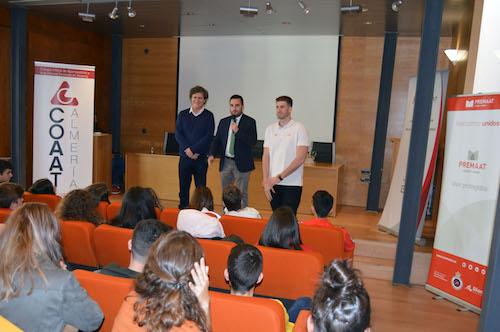 Almería jornadas Arquitectos técnicos