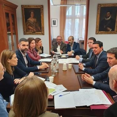 Alcalde Almería Presidente Diputación