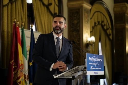 Alcalde Almería Ramón Fernández-Pacheco