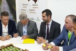 Alcalde Almería Fruit Logística