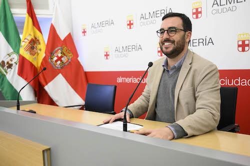 Ayuntamiento Almería Carlos Sánchez
