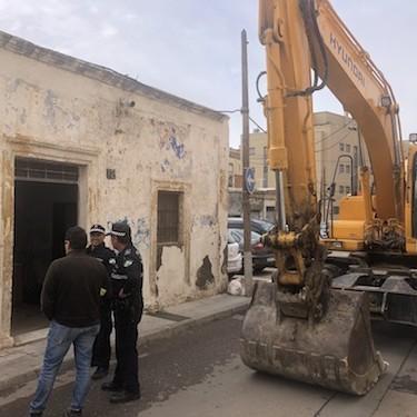 Demoliciones Barrio Alto Almería