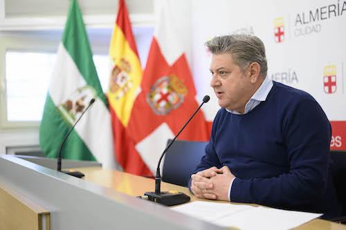 Almería concejal Cultura Diego