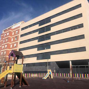 Promoción viviendas Almería XXI