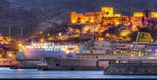 puerto ciudad almería