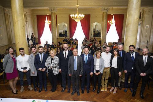 Premios AECC Ayuntamiento Almería