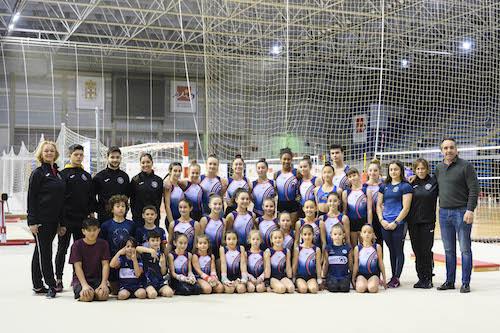 Almería deportes gimnasia