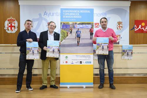 Deportes Almería Marcha nórdica