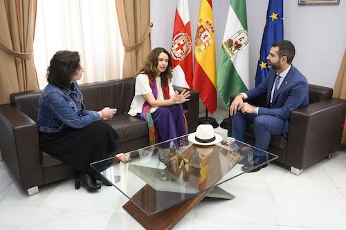 Consul Ecuador Alcalde Almería