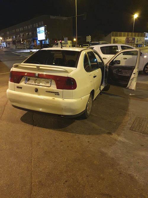 Taxi pirata Almería