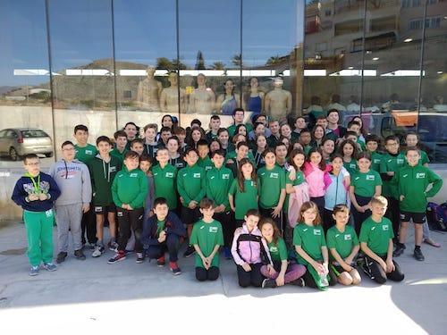 Almería deportes natación