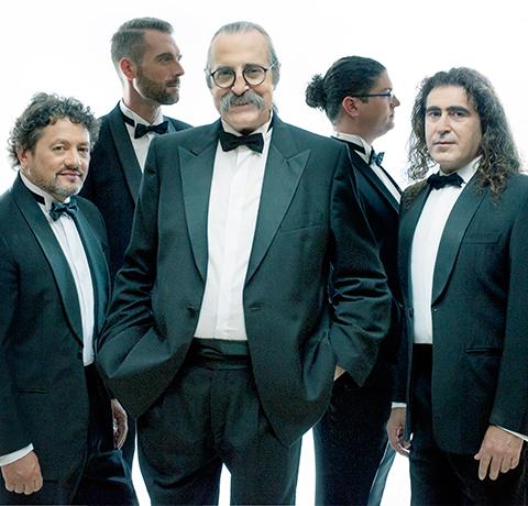 Cantores de Híspalis Almería