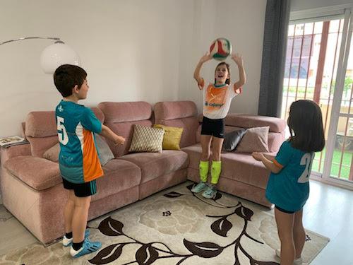 Deportes casa Almería