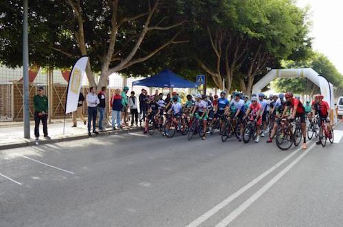 Deportes Almería criterium ciclista