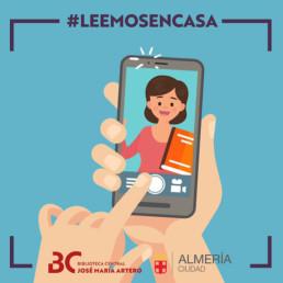 Cultura Almería leemos casa
