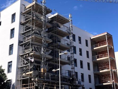 Obras construcción Almería