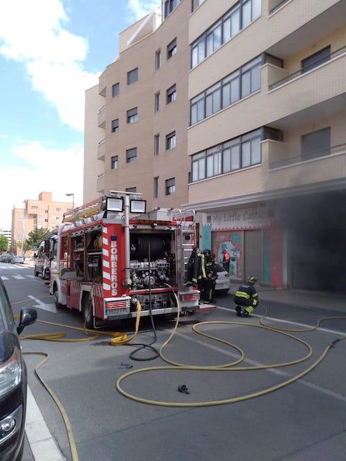 Bomberos Almería
