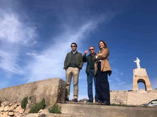Cerro San Cristóbal Almería