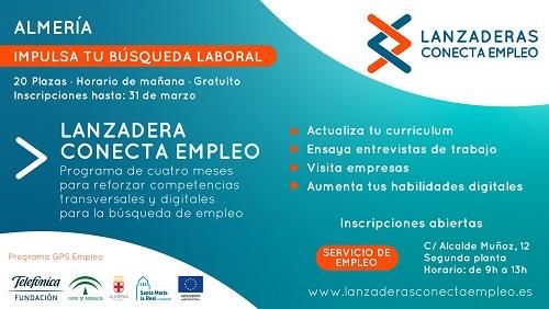 Concecta Empleo Almería