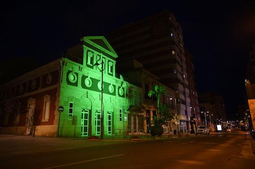 luto oficial Ayuntamiento Almería