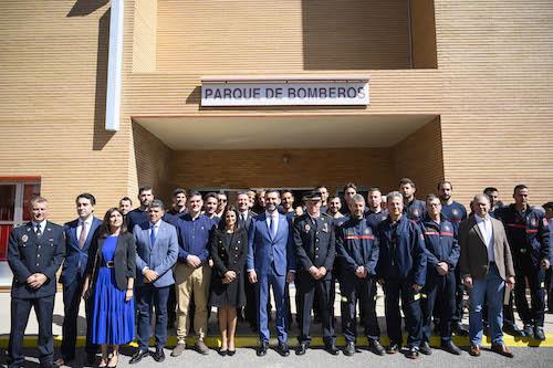 Patrón Bomberos Almería