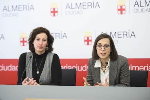 Margarita Cobos Ayuntamiento Almería