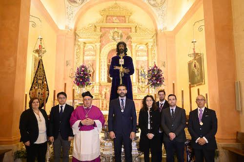 alcalde Almería cristo Medinacelli