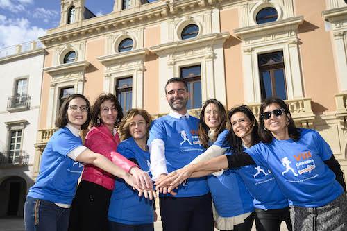 Camiseta Carrera Mujer Almería