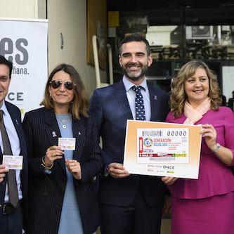 ONCE Almería Día mujer