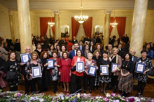 Mujer Almería igualdad premios