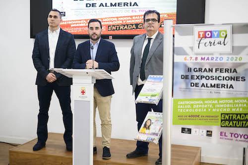 Toyo Ferial Ayuntamiento Almería