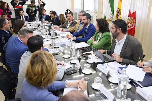 Reunión Almería Coronavirus