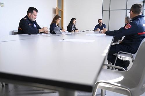 Seguridad Ayuntamiento Almería