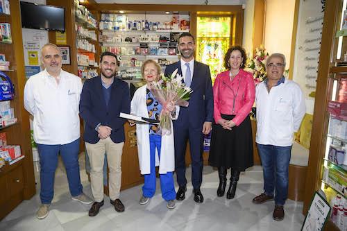 Reconocimiento Almería Rosa Morales