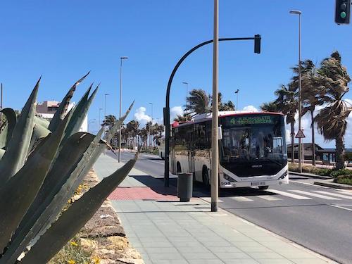 Autobuses Surbus Almeria